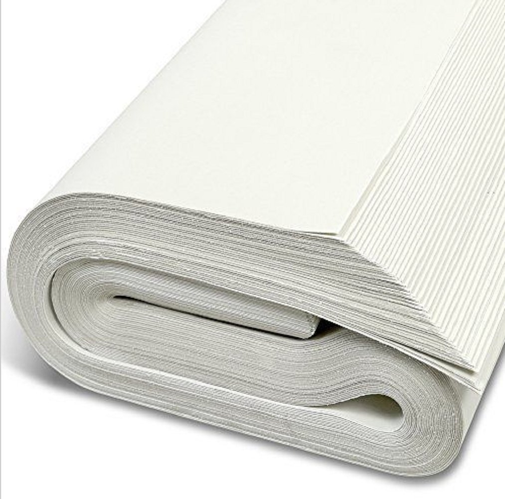 Cheap Cheap Moving Boxes Clean, white newsprint sheets Packing Paper, Large Bundle, 24 x 36 Inches 325 Sheets - 20 Lbs.