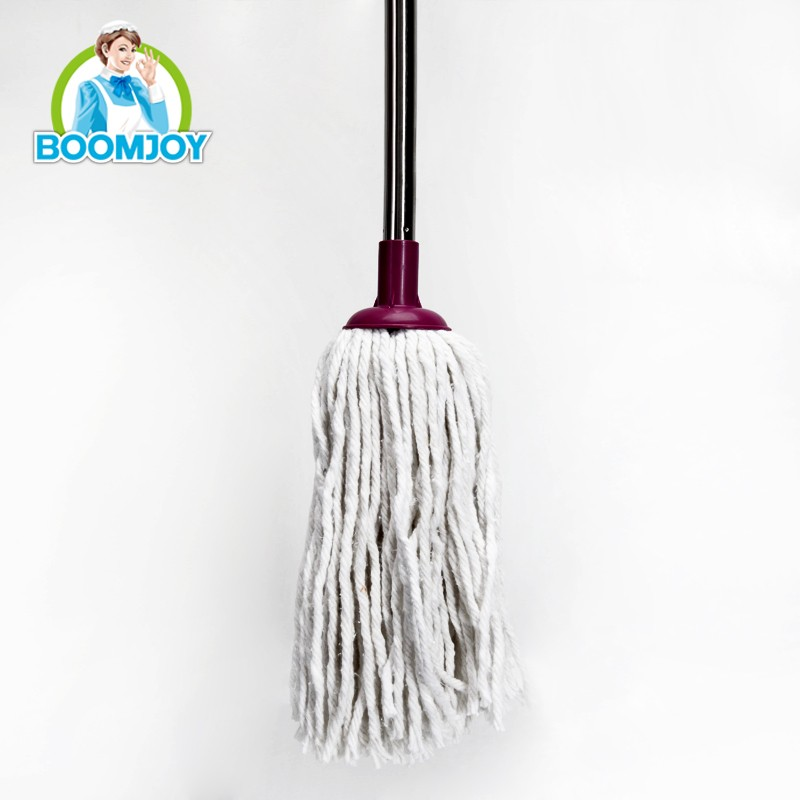 Wholesale cotton twist mop high quality house use floor mop