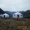 Ethnic Folklore Yurt Tent for Family