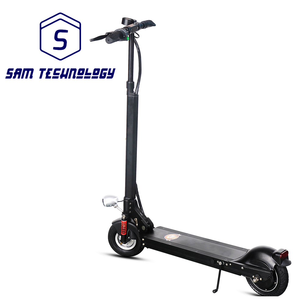 36v 350w 10.4ah Top Speed 35km/h CE ROHS Certificate 18650 Fast Lithium Battery Foldable Mobility Scooter