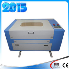 KL460 C02 laser cutting machine for tempering glass