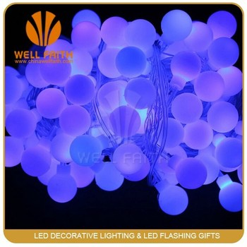 Garden Wedding Lamp 5 Metre 220v Led Fairy Tale Decoration String ...