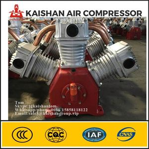 High Quality 10HP kaishan KS reciprocating compressor head