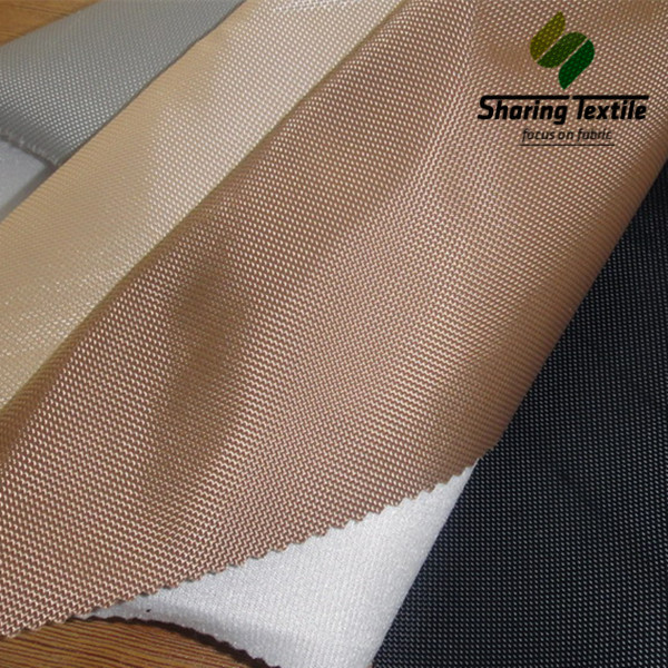 High Quality 1680D Ballistic Cordura Bonded With Felt Auto Seat Cover Fabric