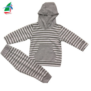 Wholesale boy girls fall boutique outfit brand remake outfits spring wholesale knit cotton children's boutique clothing