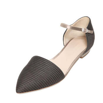 b48bb7ca91c Designer Best Sexy Dinner Flat Shoes Nice Plat Ladies Shoes - Buy ...