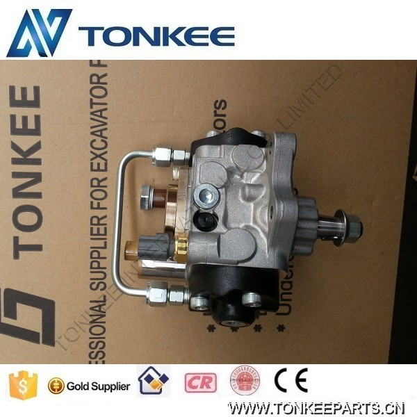 DENSO JO8E Fuel Injection pump SK330-8 Fuel pump 294050-0132 22100-E0021 VH22100-E0021