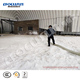 Snow ice making machine