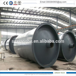 money saving waste rubber to diesel recycling machine