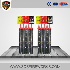 Buy fireworks direct China cold ice fountain cake sparklers candle fireworks