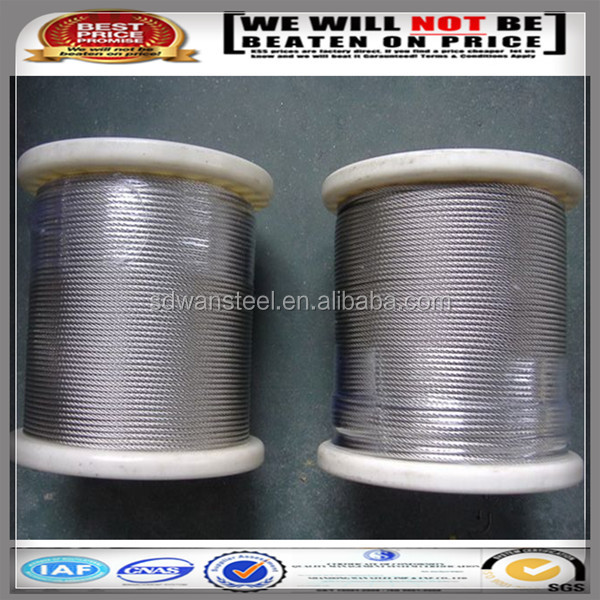 6mm Steel Wire Rope, 6mm Steel Wire Rope Suppliers and Manufacturers ...