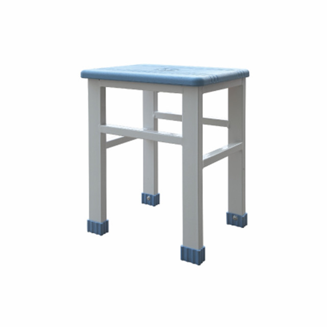 YFD030  Hospital Square Foot Chair Stool