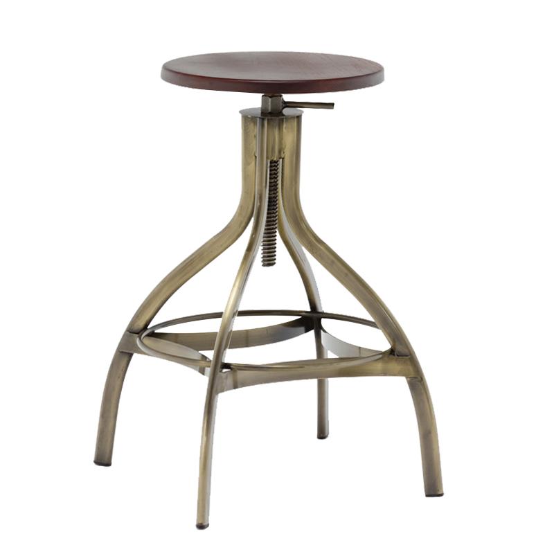 Stupendous Swivel Adjustable Bar Stool With Ash Wood Seat View Swivel Evergreenethics Interior Chair Design Evergreenethicsorg