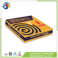 High quality long duration time mosquito coil in black color With Good Service