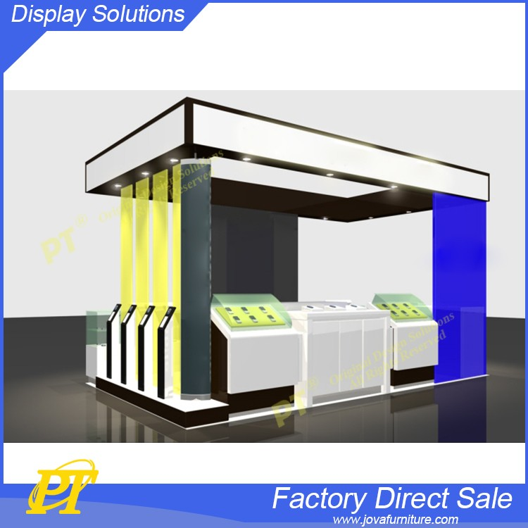 New product ideas design mobile phone used retail store for Retail furniture