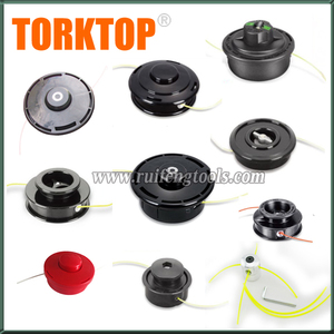 Various Nylon Trimmer Head for grass trimmer brush cutter spare parts