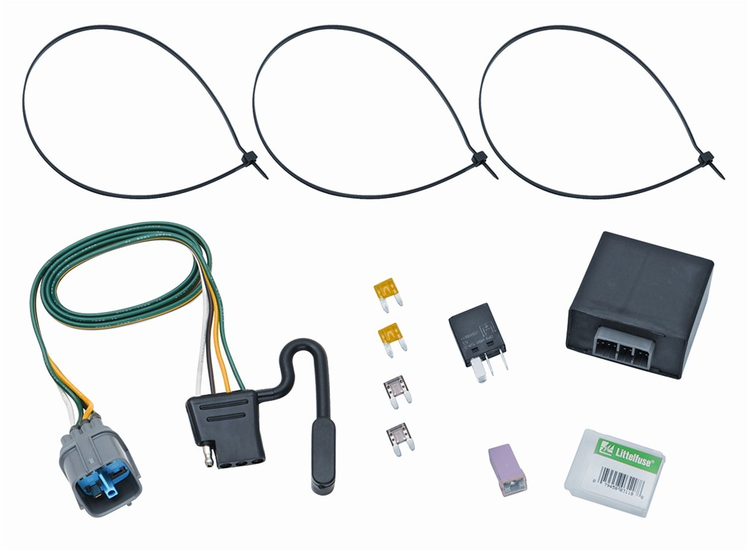 Cheap Pilot Harness Find Deals On Line At Alibabacom Snow Dog Hd Wiring Get Quotations Vehicle To Trailer Connector For 09 11 Honda Plug Play