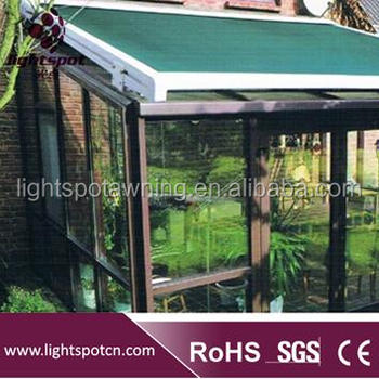 Electric Portable Patio Awning Cover Awnings
