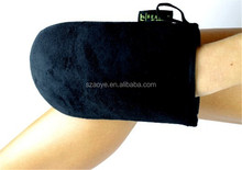 Soft High Quality Self Tanner & Bronzer Mitt, Applicator of Tanning lotions & spray tan