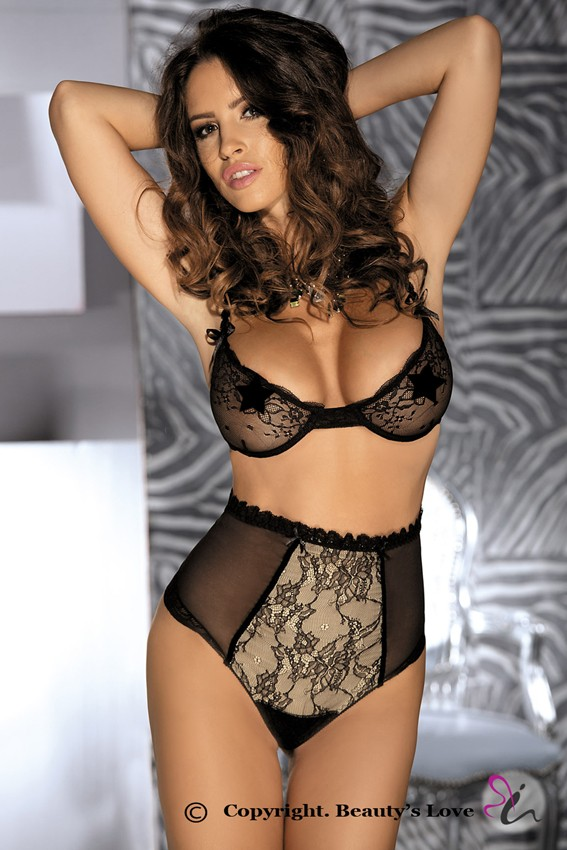 in Hot lingerie women