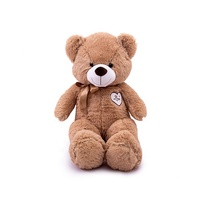 Customized wholesale teddy bear shop baby plush toy kids gift