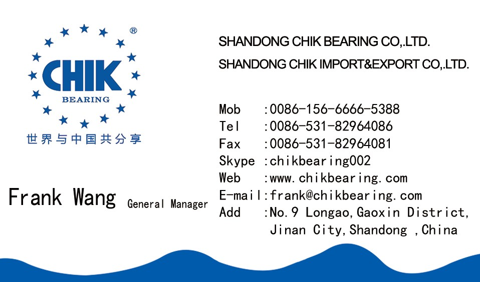 China Bearing Manufacturer Provide All Bearing Sizes Price List ...
