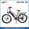 Classic design electrical bicycle , electric bicycle china for woman