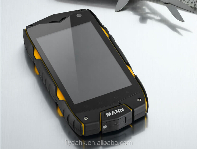 Original Mann zug 3 A18 ip68 waterproof rugged phone dustproof shockproof