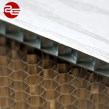 aluminum honeycomb core machine /stone aluminum honeycomb panel