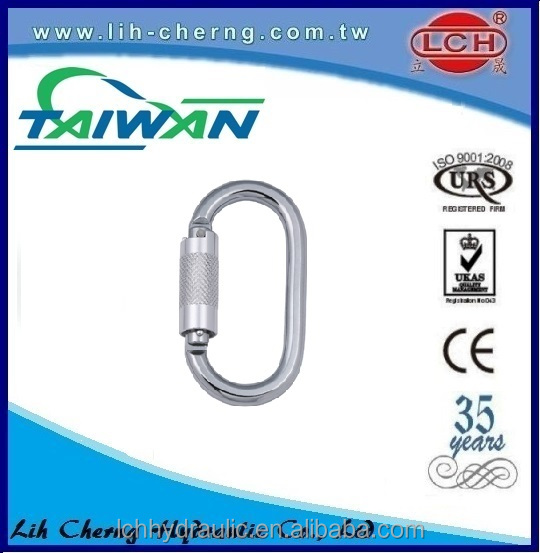 5x50mm Carabiner Spring <strong>Hooks</strong>, Alu Snap <strong>Hook</strong>, Aluminium Snap <strong>Hook</strong>