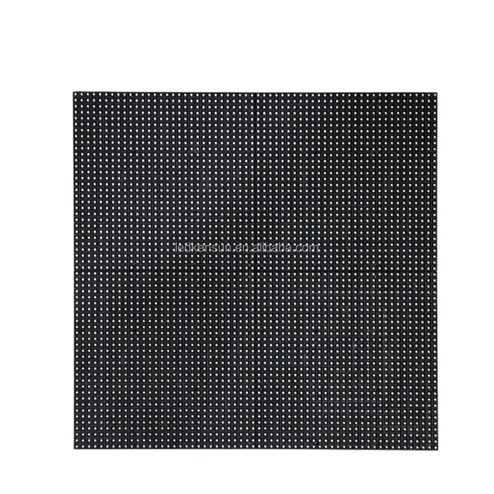 High Resolution Outdoor Ph5.95 Led Module 42x42 Pixels