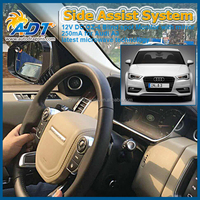 Easy installation 24HZ microwave side collision Parking Assistance car blind spot sensor assist BSM system for universal cars