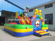 inflatable fun city,inflatable kids play ground