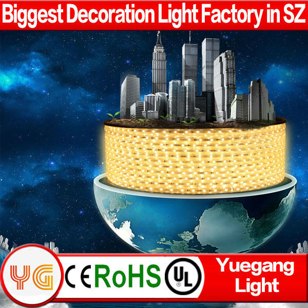 yuegang led strip light diffuser cover bar for christmas decoration led strip light diffuser cover