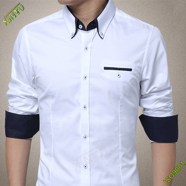White Fancy Shirt | Is Shirt