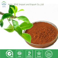 100% pure organic bio natural green tea extract powder CAS NO.: 84650-60-2