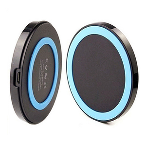 Portable Mobile qi OEM Fast Wireless Charger For Samsung S9 S8