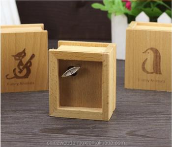 Wooden Ballerina Musical Jewelry Boxes custom Music Box Wholesale