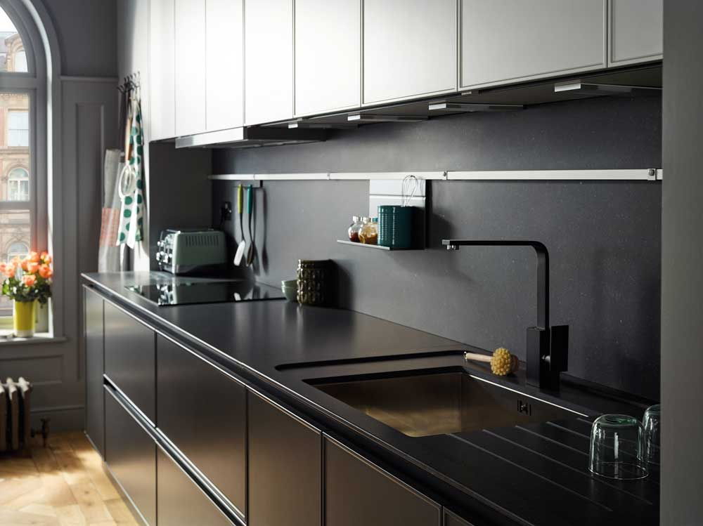 Latest Lacquer Modular Kitchen Designs Customized Order For Project Buy High Quality Modular Kitchen Designs Customized Kitchen Kitchen For Project Product On Alibaba Com