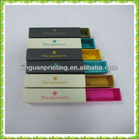 mini match boxes for cosmetic packaging