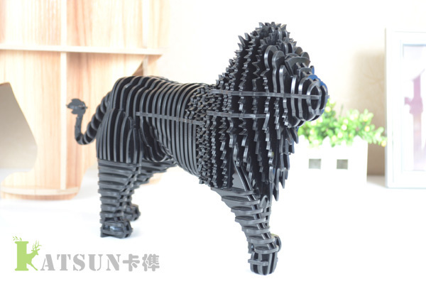 Get Quotations · Creative Home Furnishings Business Gifts Business Gifts Office  Furnishings Lion Statue