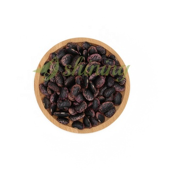 China Yunnan Origin Dried Black Speckled Kidney Bean