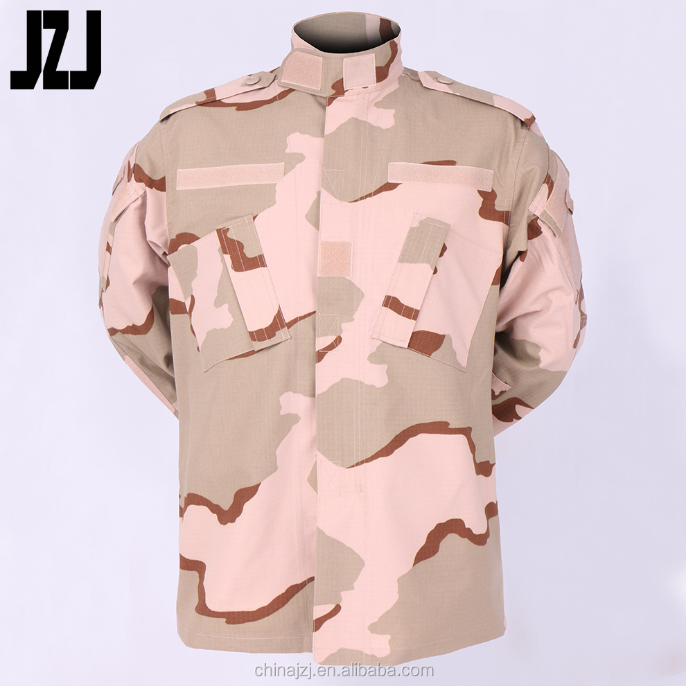 Factory In Wuhan For Camo ACU Military Uniform For US Army Camouflage Military Uniform