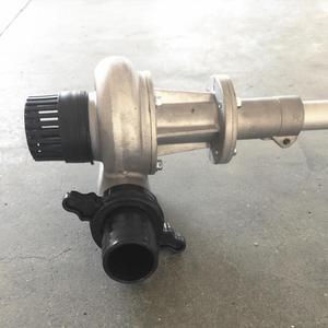 "1"" 1.5"" Aluminum Water Pump Head for brush cutter grass trimmer"