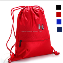 drawstring backpack/Custom Drawstring sports backpack/Draw string bags