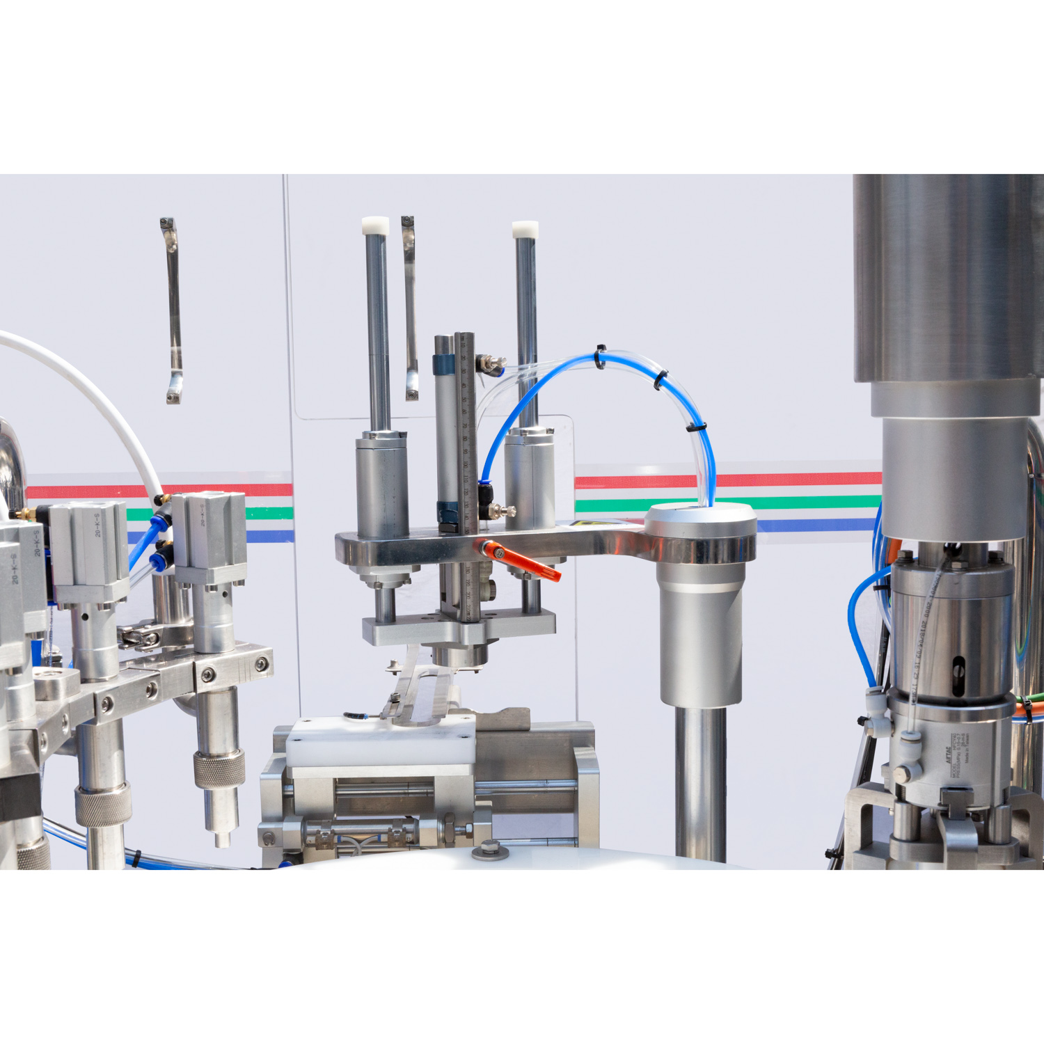 Made in China automatic sauce juice bottling filling capping  machine