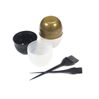 Hairdressing Brushes Bowl Combo Salon Hair Color Dye Tint Tool Set Hair Coloring Kit