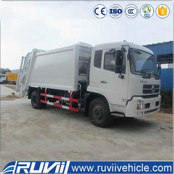 Ruvii (Foton Model) Z series 2016 New Model Rear Loader Compactor Garbage Truck,Waste Collector For Sale