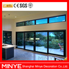 Customized latest design aluminum sliding door China low cost aluminum sliding door with high quality