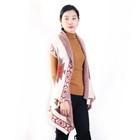Sweater Collar Pullover Magic Luxury Print Shawl